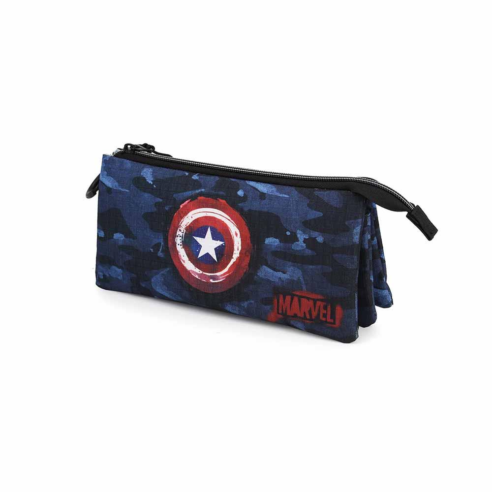 Captain America Supreme-Quaderno a Quadretti DIN A4