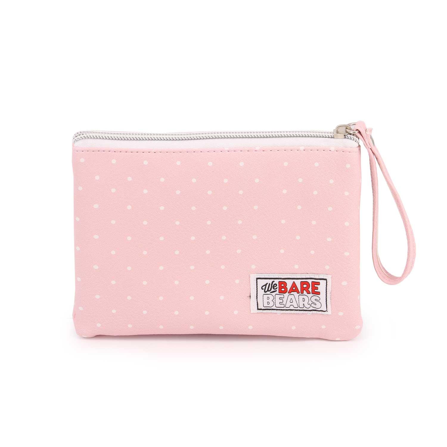 Beauty Case We Bare Bears Pink