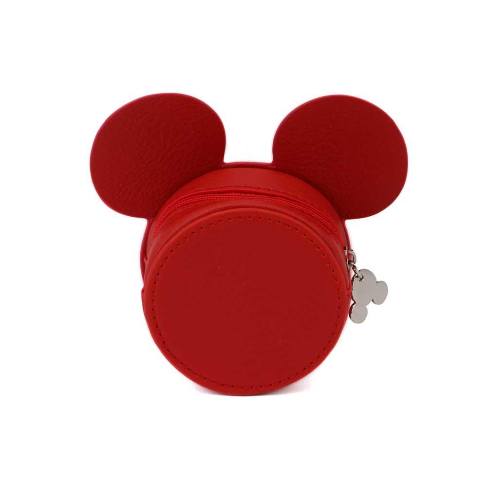 Red Karactermania Diseny Icons Micky Maus-Wide Geldb/örse Porte-Monnaie Rouge 12 cm