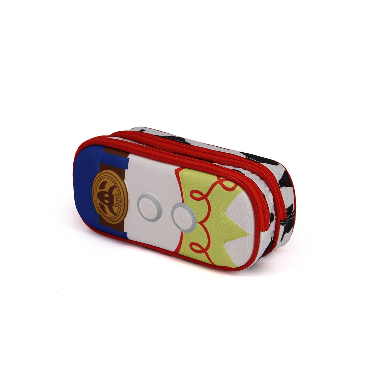 3D Double Pencil Case Toy Story Jessie