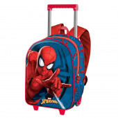 3D Trolley Backpack Small  Crawler