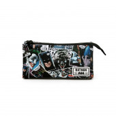 Triple Pencil Case HS JOKER Comic