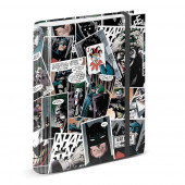 Ring Binder Notebook JOKER Comic