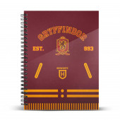 DIN A4 Grid Paper Notebook  Varsity