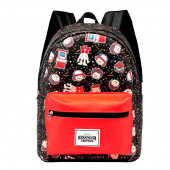 Fashion backpack STRANGER THINGS 8 Bits