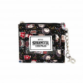 Purse Cardholder STRANGER THINGS 8 Bits