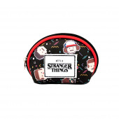 Oval Purse STRANGER THINGS 8 Bits