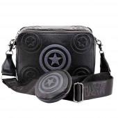 IBiscuit Bag + Cookie Purse Captain America Defense
