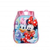 Mochila 3D Pequeña Minnie Mouse Picture