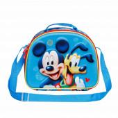 Portameriendas Merendero 3D Mickey Mouse Pluto