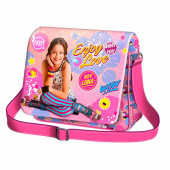 Bandolera Solapa Horizontal SOY LUNA Enjoy Love