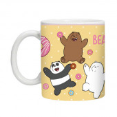 Cup We Bare Bears Amarillo