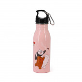 Water Bottle We Bare Bears Pink