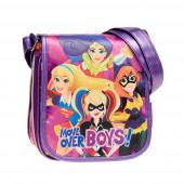 Mini Vertical Shoulder bag DC Super Hero Girls Move