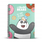 DIN A4 Grid Paper Notebook  Grizzly