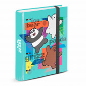 Ring Binder Notebook We Bare Bears Squad