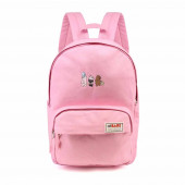 Freetime Backpack We Bare Bears Pink
