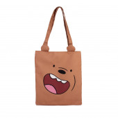 Shopping Bag We Bare Bears Grizzly