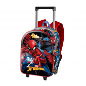 3D Trolley Backpack Small  Smash