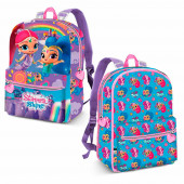 Mochila Reversible SHIMMER AND SHINE RAINBOW