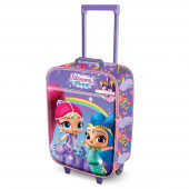 Maleta Trolley Soft 3D  RAINBOW