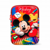 Funda Tablet MICKEY INFANTIL Crayons