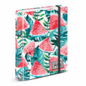 Ring Binder Notebook  Watermelon