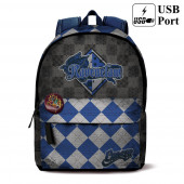 HS Backpack  Quidditch Ravenclaw