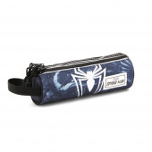 Cylind. Triple Pencil Case SPIDERMAN Poison
