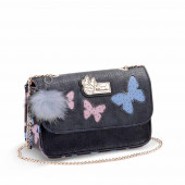 B. Satchel Cadena MINNIE Blufy