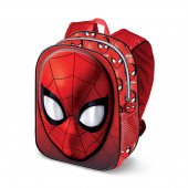 3D Small Backpack  Spiderweb