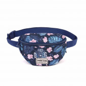 Waist Bag  Tropic Blue