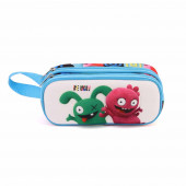 3D Double Pencil Case  Ugly