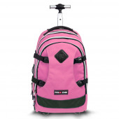 Mochila Trolley Travel  PINK