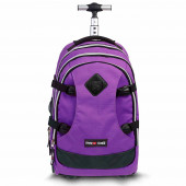 Mochila Trolley Travel  ULTRAVIOLET