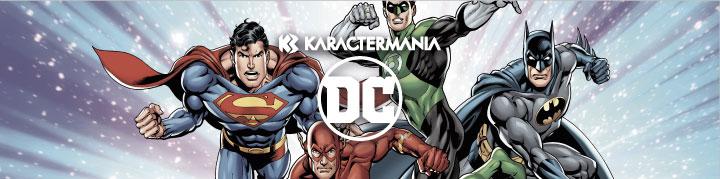DC Comics Licensed Products | KARACTERMANIA
